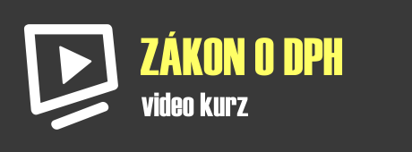 Video kurz Zákon oDPH