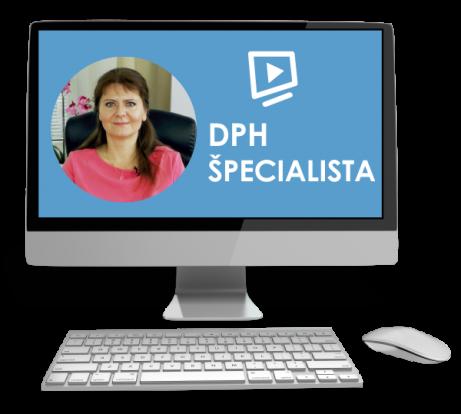 video kurz DPH špecialista