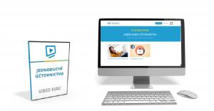video kurz jednoduchého účtovníctva