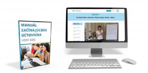manuál účtovníka video kurz