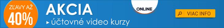 akcia video kurzy